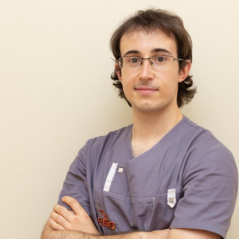 Álvaro Hernández fisioterapeuta
