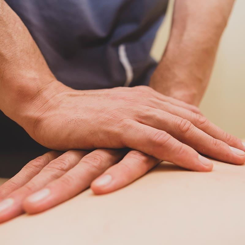 Tratamiento masaje