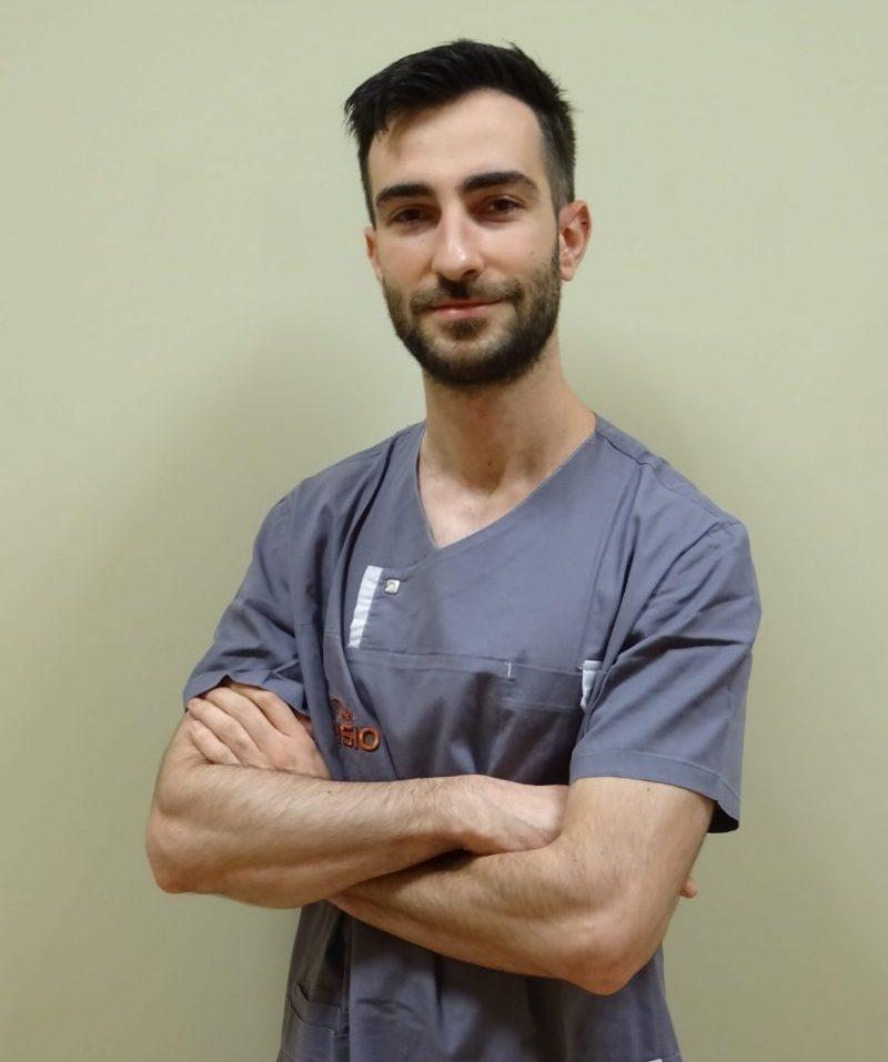 David Garcel Fisioterapeuta